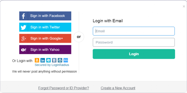 Social Login with OAuth2 in Spring Boot