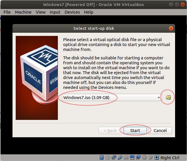 Install Windows 7 Virtual Machine In Virtualbox
