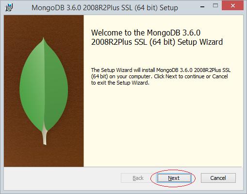 Cài đặt cơ sở dữ liệu MongoDB trên Windows